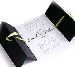 Fotos convites de casamento