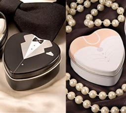 Galeria de Fotos Lembrancinhas de casamento Latinha Heart Noivos
