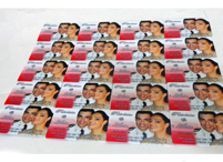 Lembrancinhas de casamento cartão de memoria personalizado Curitiba - Paraná
