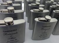 Lembrancinhas de casamento porta whisky personalizado São Paulo - São Paulo