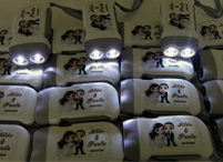 Lembrancinhas de casamento lanterninha personalizada Cuiabá - Mato Grosso