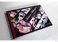 Lembrancinhas de casamento livro de assinaturas personalizado Angra dos Reis - Rio de Janeiro