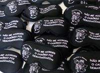 Lembrancinhas para casamentos mascara de dormir personalizada Petrópolis - Rio de Janeiro