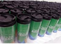 Lembrancinhas de casamento garrafa de água personalizada Ubá - Minas Gerais