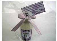 Lembrancinhas de casamento mini hidratante personalizado Arapiraca - Alagoas