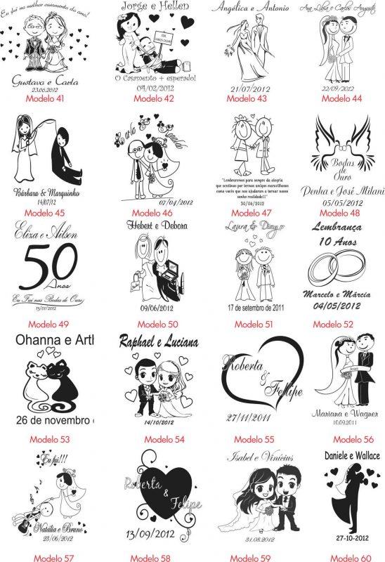noivinhos para casamento , modelos noivinhos para casamento , noivinhos em desenho , noivinhos personalizados, noivos casamento , noivinhos para casamento