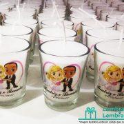 lembrancinhas-Padrinhos-de-casamento-copo-vidro-vela-personalizada