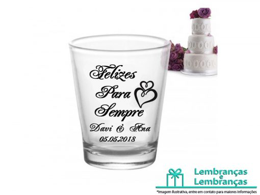 Lembrancinhas de casamento copo de vidro shot dose personalizado , Lembrancinhas de casamento copinho de vidro shot dose personalizado , Lembrancinhas de casamento Mini copo de vidro shot dose personalizado , copinho vidro personalizado