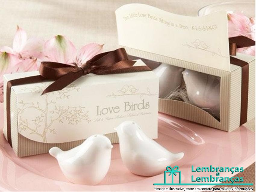 Door Gift Wedding Idea: Lembrancinhas De Casamento Porta Temperos Passarinhos