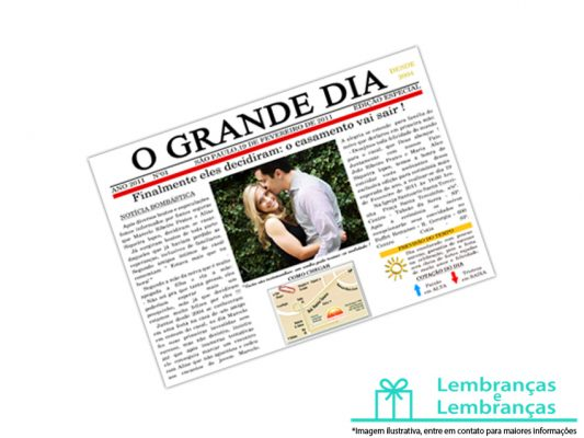 convite de casamento jornal dos noivos, convite de casamento jornal ,convites de casamento ,convites para casamento , convite de casamento modelo jornal