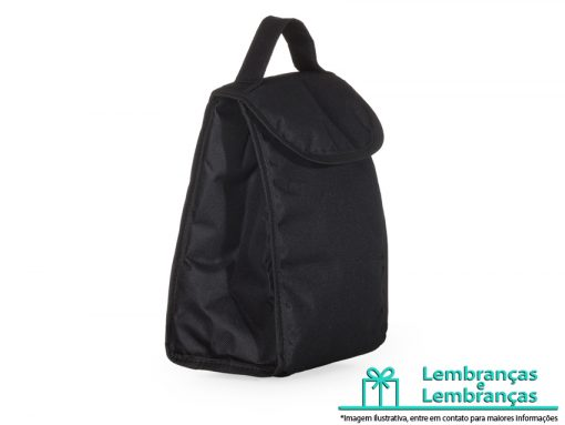 Brinde bolsa térmica 4 litros com alça de mão com material externo de nylon, Brinde bolsa térmica 4 litros com alça de mão com material externo, Brindes bolsa térmica 4 litros com alça, Brinde bolsa térmica com alça de mão com material externo de nylon