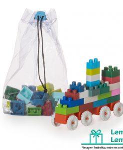 Brinde kit com 50 bloquinhos plástico para montar acompanha embalagem, Brinde kit com 50 bloquinhos plástico para montar, Brindes kit com 50 bloquinhos plástico para montar acompanha embalagem, Brindes kit com 50 bloquinhos plástico
