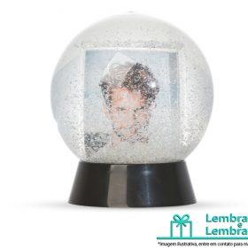 Brinde globo de neve plástico com porta foto, Brindes globo de neve plástico com porta foto, Brindes globo de neve plástico, Brinde globo de neve, Brindes globo de neve com porta foto