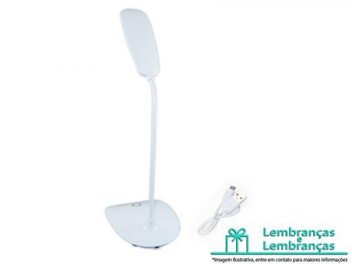 Brinde luminária de mesa flexível com dezoito LEDs, Brindes luminária de mesa flexível com dezoito LEDs, Brinde luminária de mesa flexível LEDs, Brindes luminária de mesa flexível, Brinde luminária com LEDs