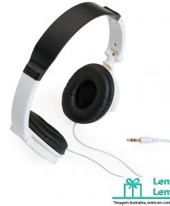 Brinde headphone estéreo articulável, Brindes headphone estéreo articulável, Brinde headphone estéreo, Brindes headphone articulável