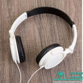 Brinde headphone estéreo articulável, Brindes headphone estéreo articulável, Brinde headphone estéreo, Brindes headphone articulável