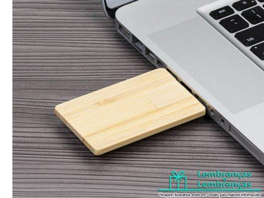 Brinde pen card 4GB retangular de madeira, Brindes pen card 4GB retangular de madeira, Brinde pen card 4GB retangular, Brindes pen card 4GB de madeira, Brinde pen card 4GB