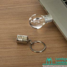Brinde pen drive formato lâmpada 4GB acrílico, Brindes pen drive formato lâmpada 4GB acrílico, Brinde pen drive formato lâmpada 4GB, Brinde pen drive 4GB acrílico, Brindes pen drive formato lâmpada acrílico