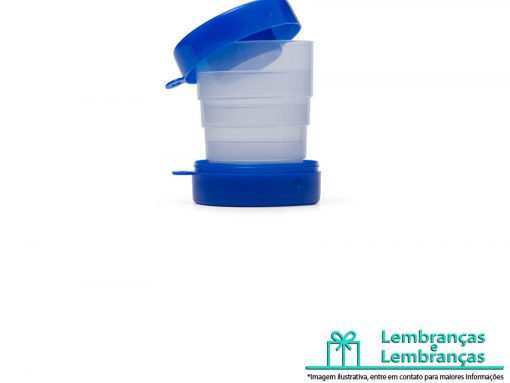 Brinde Copo Retrátil 200ml copo retratil copo retratil silicone copo retratil personalizado copo retratil para personalizar copo dobravel de silicone copo retratil brinde