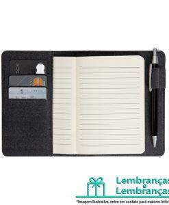Brinde bloco de anotações com suporte para caneta, Brindes bloco de anotações com suporte para caneta, Brinde bloco de anotações com caneta, Brindes bloco de anotações com caneta