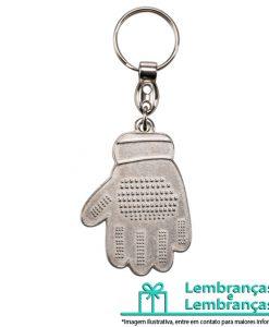 Brinde chaveiro de metal formato em luva, Brindes chaveiro de metal formato em luva, chaveiro de metal, chaveiro de metal formato luva