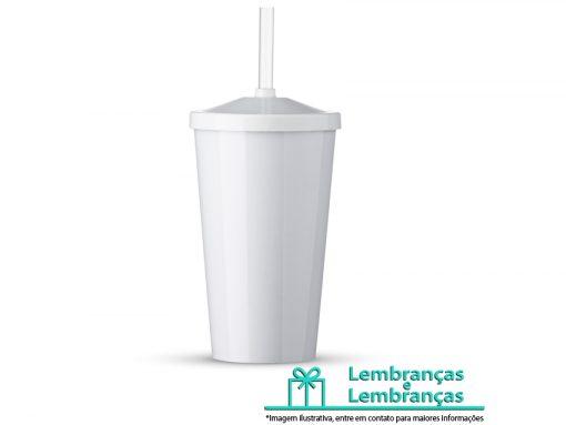 Brinde copo plástico 550ml com canudo na cor branca, Brindes copo plástico 550ml com canudo na cor branca, Brinde copo plástico 550ml, Brindes copo plástico 550ml, Brinde copo plástico 550ml com canudo, Brindes copo 550ml com canudo na cor branca