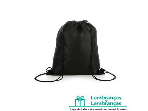 Brinde mochila saco em tnt com alças ajustáveis, Brindes mochila saco em tnt com alças ajustáveis, mochila saco em tnt, mochila saco com alças ajustáveis, mochila saco preta com alças ajustáveis