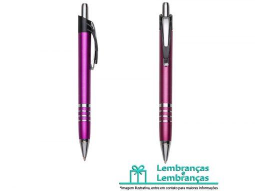 Brinde caneta plástica rosa com detalhes prata, Brindes caneta plástica rosa com detalhes prata, caneta plástica rosa com detalhes prata, caneta plástica rosa, caneta rosa com detalhes prata