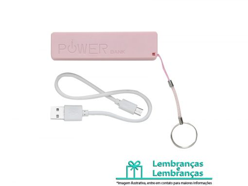 Brinde power bank de plástico rosa, Brindes power bank de plástico rosa, power bank de plástico rosa, power bank rosa, power bank de plástico