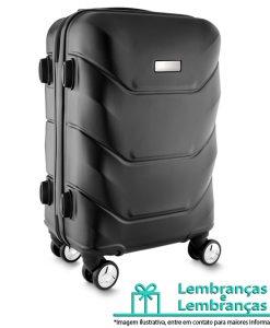 Brinde mala de viagem confeccionada em ABS com trava de segurança, Brindes mala de viagem confeccionada em ABS com trava de segurança, mala de viagem confeccionada em ABS com trava de segurança, mala de viagem, mala de viagem com ABS
