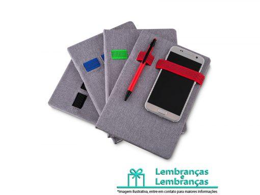Brinde caderno porta caneta e celular tecido sintético, Brindes caderno porta caneta e celular tecido sintético, caderno porta caneta e celular tecido sintético, caderno porta caneta, caderno tecido sintético