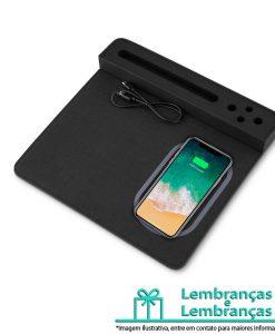 Brinde mouse pad com carregador por indução, Brindes mouse pad com carregador por indução, Brinde mouse pad com carregador, mouse pad com carregador, mouse pad