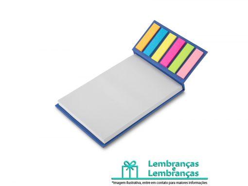 Brinde bloco de anotações ecológico com post-it, Brindes bloco de anotações ecológico com post-it, bloco de anotações ecológico, bloco de anotações com post-it