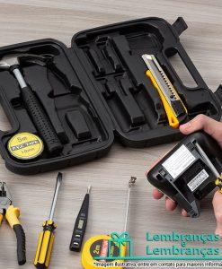 Brinde kit ferramenta 8 peças em estojo plástico, Brindes kit ferramenta 8 peças em estojo plástico, kit ferramenta 8 peças em estojo plástico, kit ferramenta 8 peças, ferramentas, kit de ferramentas em estojo