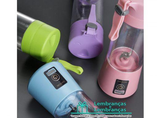 Brinde mini liquidificador 380ml de plástico resistente, Brindes mini liquidificador 380ml de plástico resistente, mini liquidificador 380ml de plástico, mini liquidificador 380ml, liquidificador pequeno, liquidificador