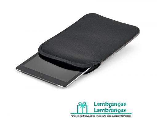 Brinde bolsa para tablet , Brindes bolsa para tablet, bolsa para tablet, capinha pra tablet, capinha de tablet, capinha de iPad, bolsa para iPad, capa preta