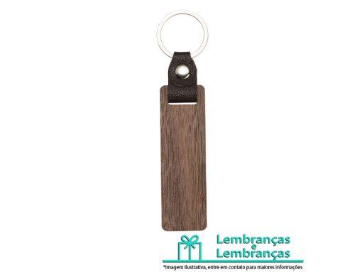 Brinde chaveiro ecológico com alça em couro, Brindes chaveiro ecológico com alça em couro, chaveiro ecológico, chaveiro com alça de couro, chaveiro tipo madeira