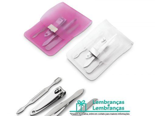 Brinde kit de manicure, Brindes kit de manicure, kit de manicure, kit de cortador de unha, kit para fazer unha, cortador de unha